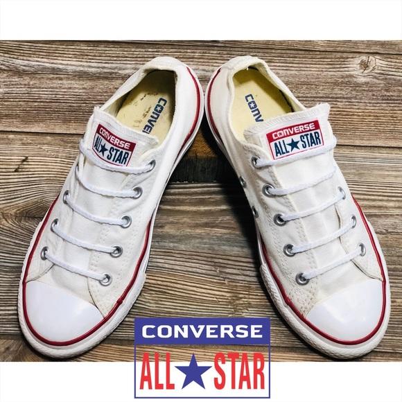 Converse Other - CONVERSE ALL-ST🌟R- unisex white chucks